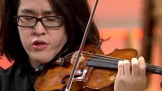 Ryosuke Suho plays Brahms Violin Concerto in D major, Op. 77   STEREO