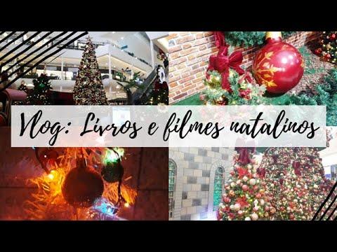 Vlog: Leituras e filmes de Natal | Um Livro e Só