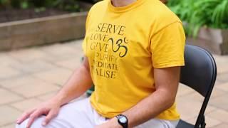 Chair Yoga Training Ottawa PranaShanti Yoga Centre