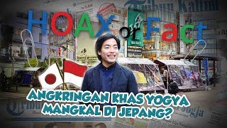 Hoax or Fact: Angkringan Khas Yogyakarta Mangkal di Jepang?