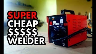 Should you buy A $99 Arc Welder?!?