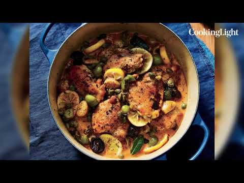 Health News Updates | 62 Recipes for the Mediterranean Diet | Cooking Light