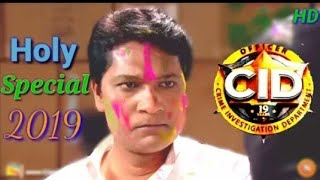 cid new episode 2019 holi special - TH-Clip