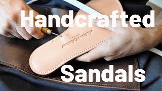 Making Handcrafted Sandals | Our Story And How They Are Made