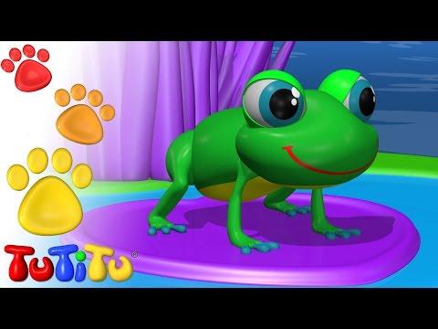 TuTiTu Animals | Animal Toys for Children | Frog