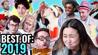 Try Not To Laugh Challenge | Best of 2019!