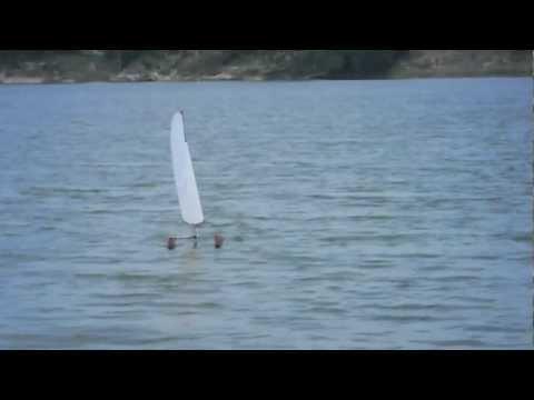 RC65 Race Catamaran - Richard's Boat