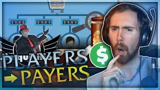 "Asmongold Reacts to ""Turning Players Into Payers (The Jimquisition)"" by Jim Sterling"