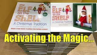 Activating the Magic in the Elf on the Shelf