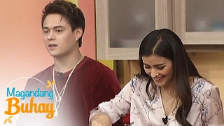 Magandang Buhay: Enrique on having a crush on Liza