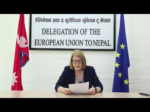Message on Europe Day 2020 from H.E. Veronica Cody, EU Ambassador to Nepal