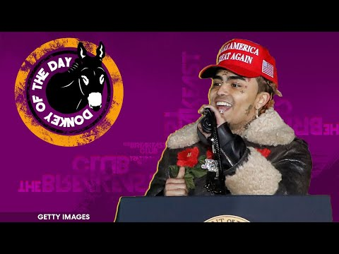 OOF: Lil Pump Didn't Even Vote In The Election