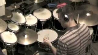 Anthony Eaton Plays Drums! 311 - Silver - Drum Cover