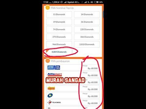 Cara Mengubah Harga Diamond Di Codashop | Top Up Murah Mobile Legends Codashop (ClickBait)
