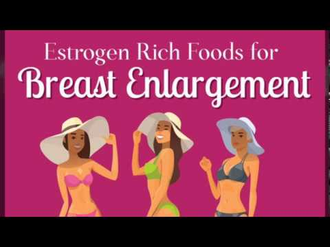 How to achieve bigger breasts naturally