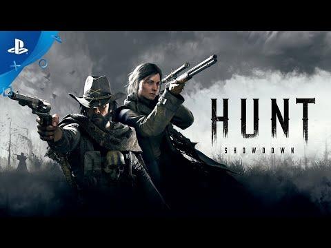 Hunt: Showdown   Launch Trailer   PS4