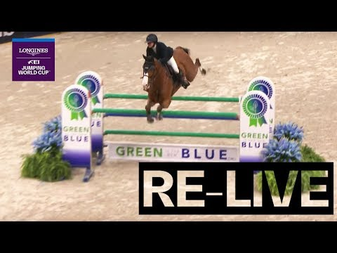 LIVE | Int. Welcome Stakes | FEI Longines Jumping World Cup™ NAL 2019/20 | Washington DC