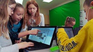 Tech Literacy: Exploring Tools Through Content