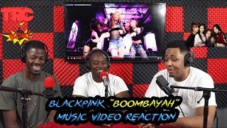 """Blackpink """"Boombayah"""" Music Video Reaction *THEY GOT IT*"""