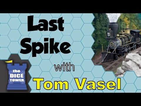 Dice Tower Reviews: Last Spike