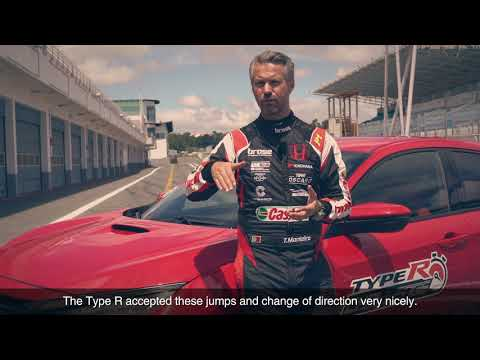 Type R Challenge   Estoril with Tiago Monteiro
