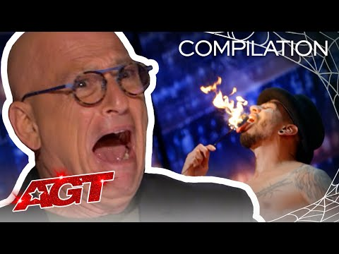 Scary Talent That You Can't Stop Watching! – America's Got Talent 2020
