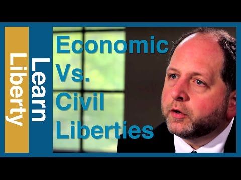 Economic Vs. Civil Liberties