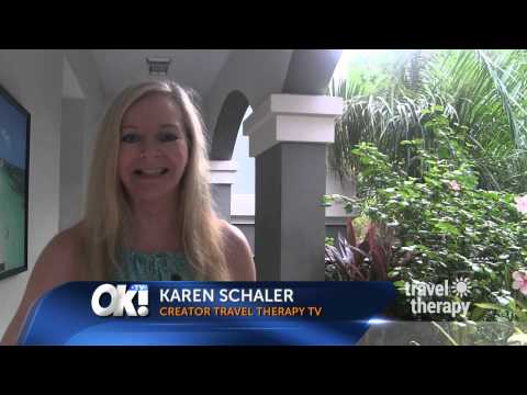 Sandals LaSource Grenada Featured on Karen Schaler's Travel Therapy