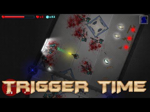 Trigger Time Game Trailer thumbnail