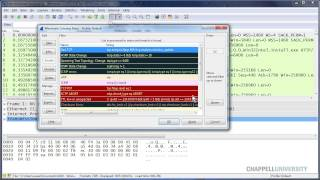 preview picture of video 'Wireshark Tip 6: Find TCP Problems Fast with a BadTCP Button'
