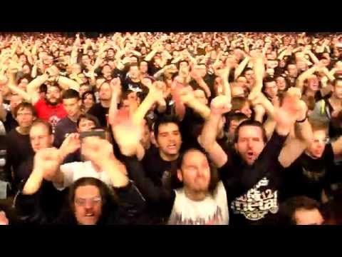 MANOWAR - The Dawn Of Battle (Live) - OFFICIAL VIDEO