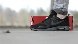 Nike Air Max TAVAS - ALL BLACK