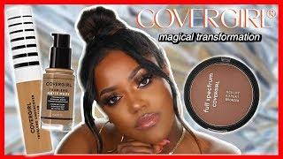 Covergirl Full Face | Best Drugstore Makeup!