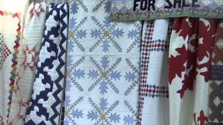 Antique Quilts At Spring Quilt Market 2015