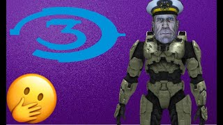 Halo 3 but everyone is Lord Hood