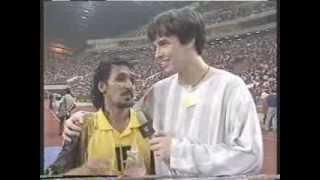 Malaysia Cup Final 1994 Part 5 Fandi Ahmad Singapore