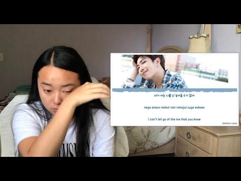 BTS RM Mono Mixtape/Playlist Reaction: Tokyo, Seoul, Moonchild, Badbye, UhGood, Everythingoes