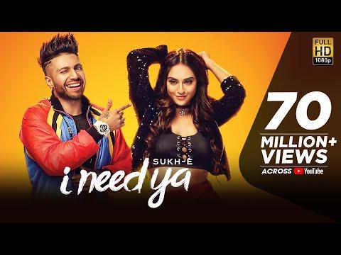 Sukhe - I Need Ya   Feat Krystle D'Souza   Jaani   B Praak   Arvindr Khaira