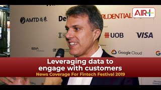 Video: Singapore FinTech Festival - How Swiss Re leverages data