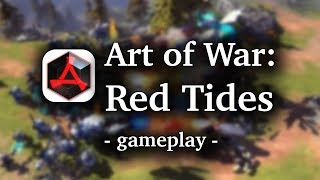 Art of War: Red Tides [by Hero Ent. ] - HD Gameplay (iOS/Steam)