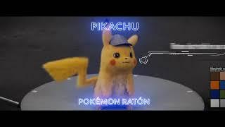 POKÉMON Detective Pikachu - PRUEBA DE CASTING - Warner Bros. Pictures
