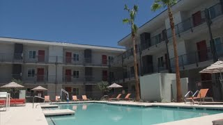 New Phoenix apartment complex offers affordable housing