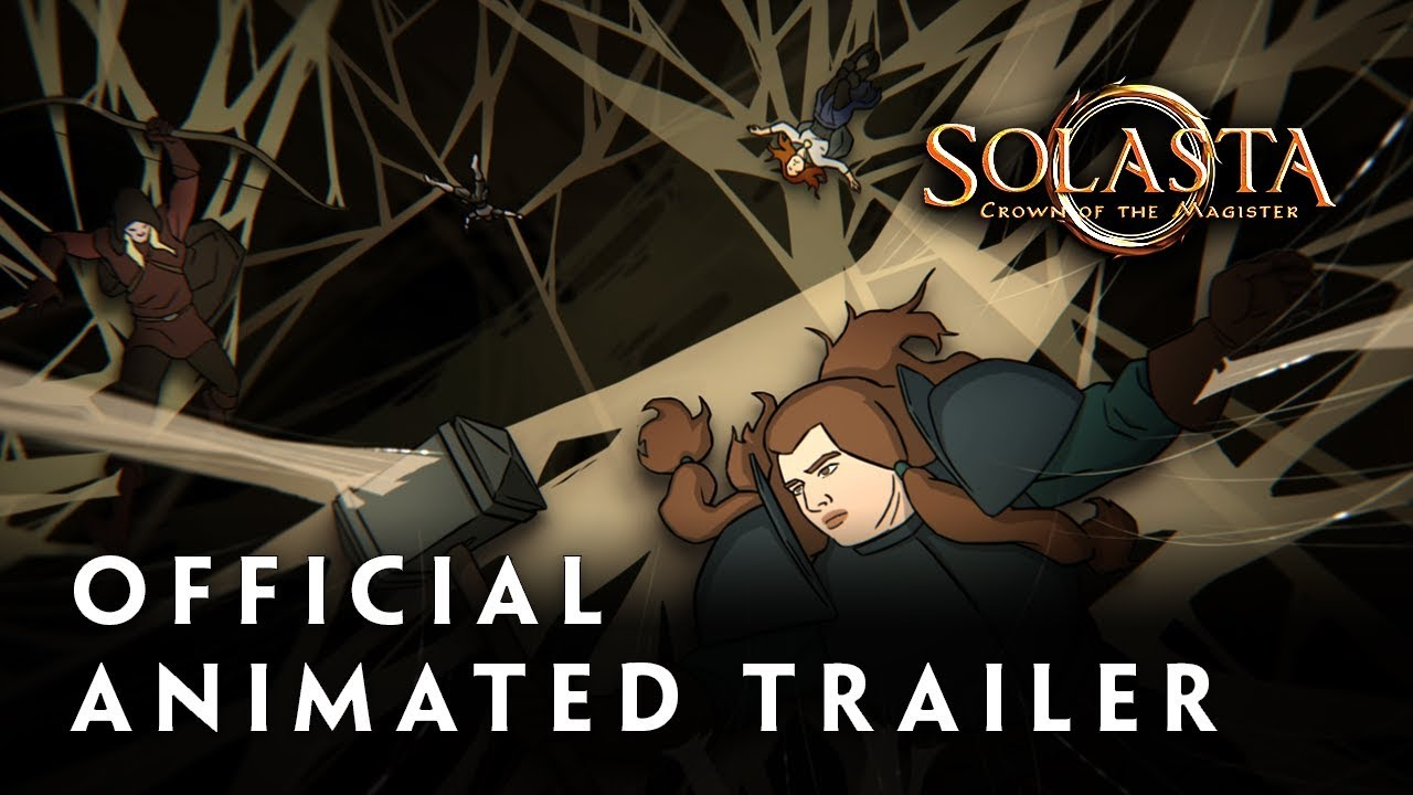 Solasta - Animated Trailer