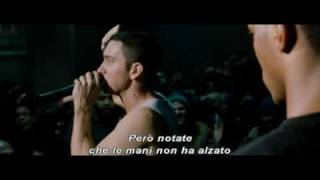 Eminem vs Papa Doc - 8 mile battaglia finale sottotitoli ITA