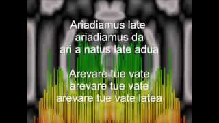 Adiemus - Adiemus (Instrumental & Lyrics)