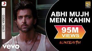 Ajay-Atul - Abhi Mujh Mein Kahin Best Lyric|Agneepath