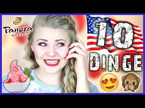 10 AMERIKANISCHE DINGE, die es in DEUTSCHLAND geben sollte!