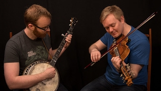 Vidar Skrede & Matt Brown - Halling from Bjerkreim