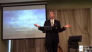 01 Prill 2018 Nëse besojmë me të vërtetë në ringjalljen e Jezusit Filipianëve 3:7-11