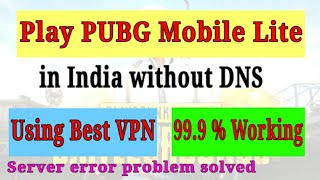 how to play pubg lite in india using ufo vpn - TH-Clip